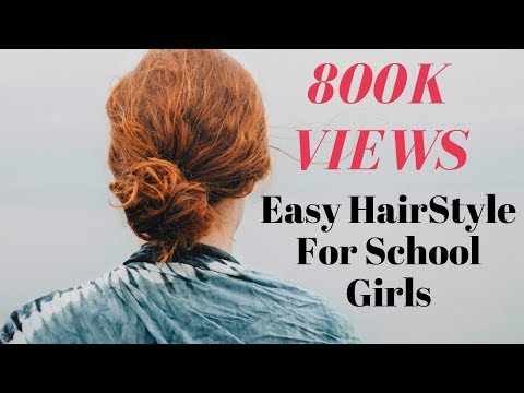Xxx Mp4 Easy Hairstyle For School Girls Idea 3 4 3gp Sex
