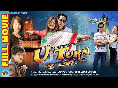 Xxx Mp4 U Turn यु ट्रन Nepali Full Movie 2018 Prem Lama Etisha Nembang 3gp Sex
