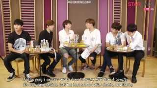 [Eng Sub] 150609 Inspirit Shining Night - Infinite History Quiz