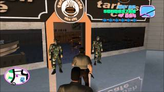 Let's Play - Grand Theft Auto: Vice City - Episode 18: Police Imposters