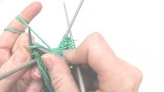 Socken stricken 6 * Fußteil & Spitze * Bandspitze & Abketten