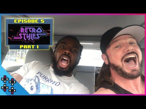 Xxx Mp4 AJ STYLES And AUSTIN CREED Find VIDEO GAME NIRVANA Retro Styles 5 Part 1 3gp Sex