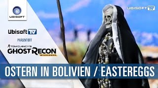 Ostern in Bolivien - Easter Eggs  in Tom Clancy