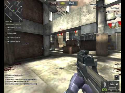 P90 Action Pointblank Indonesia