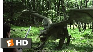 Dragon Crusaders (2011) - 'Tis A Revenant Scene (3/10) | Movieclips