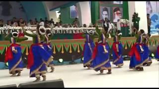 জয় বাংলা বাংলার জয় - নৃত্য Bengali Desher Gaan with Dance