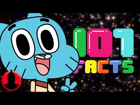 107 Amazing World Of Gumball Facts