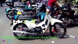 Honda Cub Day 2016 - Soerobojo Festival Motor Classic Cub