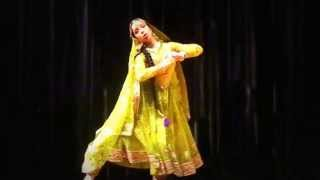 Bollywood Mujra by Svetlana Tulasi, Chakkar Dance Group, Moscow, Russia  in St. Petersburg