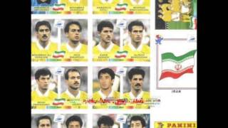 Introducing Iran To The World Again - Brasil 2014