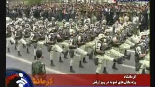 Iran Defense Ready for Anti-human Zionist Attack Dog of US Weapon Manufacturers