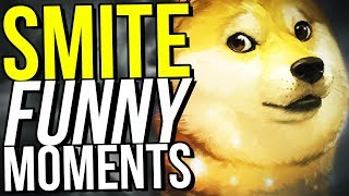 I HAVE THE WORST LUCK! - SMITE FUNNY MOMENTS