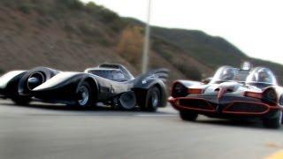 BATMOBILES RACING - Super Power Beat Down (Episode 1)