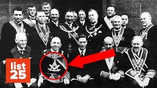 25 Curious FACTS ABOUT FREEMASONRY