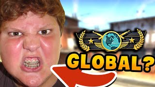 Diese TOXIC KIDs sind GLOBAL?   CS:GO Wingman Globale Elite