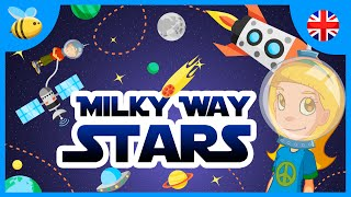 Stars, Galaxies and the Milky Way | Kids Videos