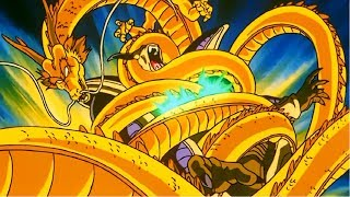 Goku vs Hirudegarn (Dragon Ball Z Wrath of The Dragon Movie 13)