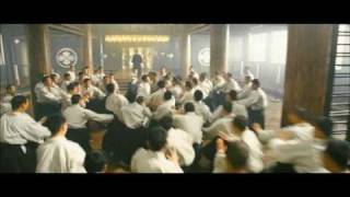 LEGEND OF THE FIST: THE RETURN OF CHEN ZHEN UK trailer - in UK cinemas from 3rd December 2010