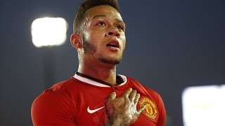 Memphis Depay ★ Pre Season With Manchester United 2015
