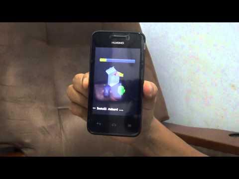 ✔ Revivir y/o Actualizar Huawei Y220 U05 (Firmware / Software / Unbrick / Flashear)