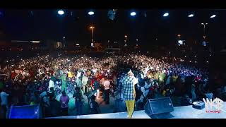 Rayvanny- Live performance at Milima City Ground (Teaser) 2017