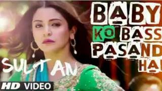Baby ko bass pasand hai mix hd