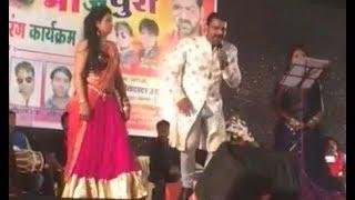 Pawan Singh New Live Performance Best Bhojpuri Stage show