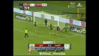 اهداف مباراة دبي و الظفره الدوري الاماراتي الجولة 8