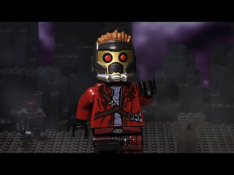 Lego Guardians of the Galaxy Trailer #2