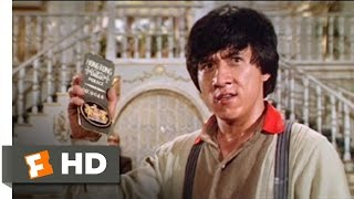 Jackie Chan's Project A (3/10) Movie CLIP - I Quit! (1983) HD