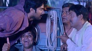 Bhagyalakshmi Bumper Draw || Rajendra Prasda Take Ali in Auto Comedy Scene || Rajendra Prasad, Rishi