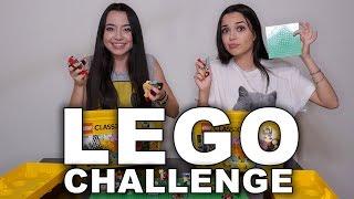 Lego Challenge - Merrell Twins