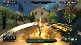 Smite Season 3 Thor Jungle Ranked Gameplay: GET #!&@ING REKT ATHENA!