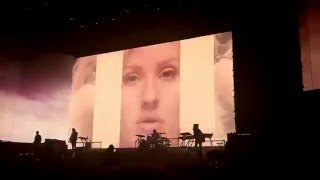 Ellie Goulding opening Coachella 2016 Weekend 2