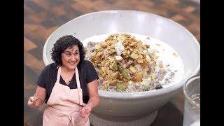 How to Make Samin Nosrat's Power Oatmeal | Extra Crispy