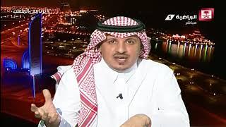 علي الزهراني - دوري 2017 تفصيل هلالي حتى وإن تعثر الهلال #برنامج_الملعب