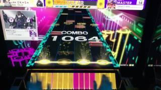 【CHUNITHM】 TiamaT:F minor(MAS) SSS 1008314 手元