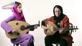 Persian Oud duet (Shabnam) – Mansour Nariman | آموزش عود ریتمیتیکا