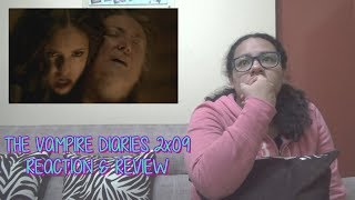 The Vampire Diaries 2x09 REACTION & REVIEW