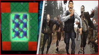 COMO FAZER UM PORTAL PARA O MUNDO DO APOCALIPSE ZUMBI ( APOCALYPSE ZOMBIE ) - Minecraft