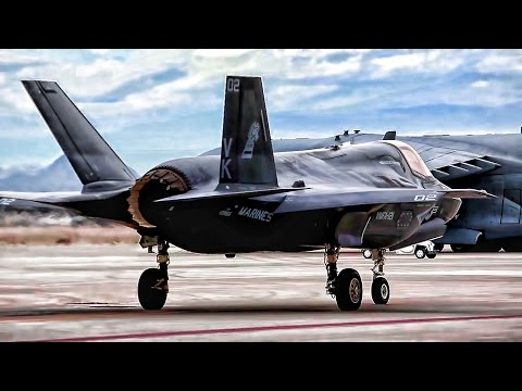 First Operational F-35B Squadron Deploys To Japan