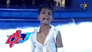 Karige loga e kshanam Song - Tarun Performance - 6 - Dhee Juniors - ETV Telugu