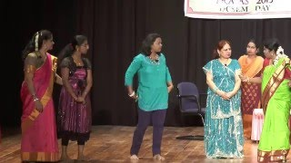 KITTY PARTY - Hindi Comedy Drama by Amateur Artists by only Ladies, Written & Directed by Z. Rajan
