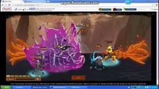 ninja online indonesia tiger77 vs jeon ~Zona Elitematch part7