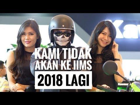 hari terakhir di IIMS 2018