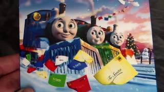 Thomas and Friends Home Media Reviews Episode 108 - Tinsel on the Tracks