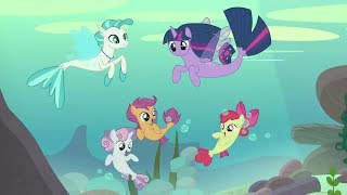 [FANDUB ITA] My Little Pony : [Stagione 8] [Episodio 06] Surf and⁄or Turf [COMPLETO]