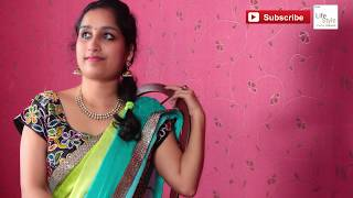 How To Wear A Saree Elegantly