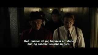 Gangster Squad - You're talking to god  (Scene) Swedish subtitles