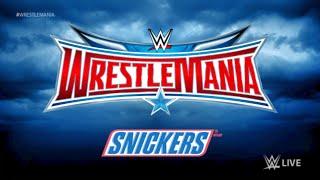 2016 : WWE WrestleMania 32 2nd Theme Song